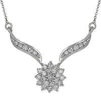 <h2></h2><p>189<BR />Ladies Diamond Necklace-1.50ct</p>