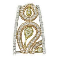 <h2></h2><p>222<BR />Ladies Diamond Pendant<BR />14K White and Rose Gold</p>