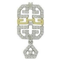 <h2></h2><p>221<BR />Ladies Diamond Pendant</p>