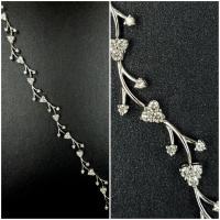 <h2></h2><p>18K White Gold<BR />Diamonds: 1.75ct<BR />Regular Price: $9700<BR />ON SALE $3550<BR /><BR />#BK735</p>