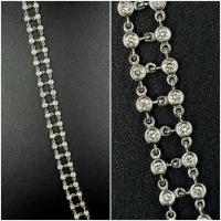 <h2></h2><p>18K White Gold<BR />Diamonds: 2.00ct<BR />Regular Price: $11320<BR />ON SALE $3965<BR /><BR />#BK734</p>
