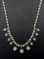 <h2></h2><p>14K White Gold<BR />Diamonds: 2.00ct<BR />Regular Price $8975<BR />ON SALE $3295<BR /><BR />#GD205<BR /></p>